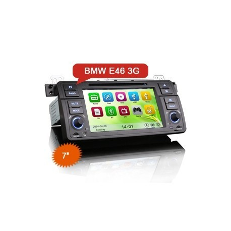 RADIO DVD OEM ESPECIFICO BMW E46