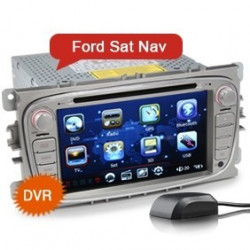 RADIO DVD OEM ESPECIFICO FORD