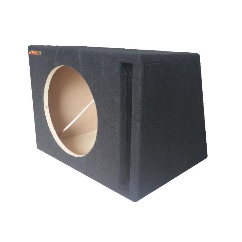 Cajon subwoofer 12 larsen audio techniauto car audio - Cajon para subwoofer ...