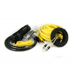 KIT CABLES 50mm INSTALACION AMPLIFICADOR HOLLIWOOD CCA20