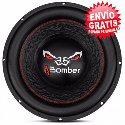 "SUBWOOFER 12"" BOMBER 2400W / 1200W RMS 4+4OHM"