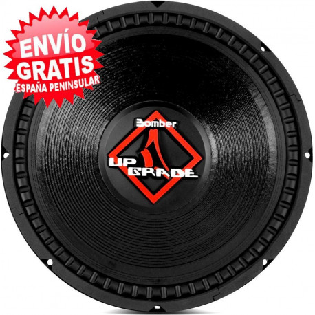 """SUBWOOFER 15"""" BOMBER UPGRADE 700W / 350W RMS"""
