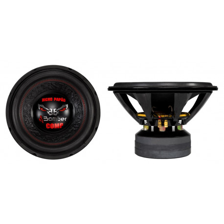 "SUBWOOFER 15"" BOMBER COMP 10.000W / 5.000W RMS 2OHM"