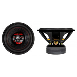 "SUBWOOFER 15"" BOMBER COMP 10KW/5.000W RMS 2OHM"