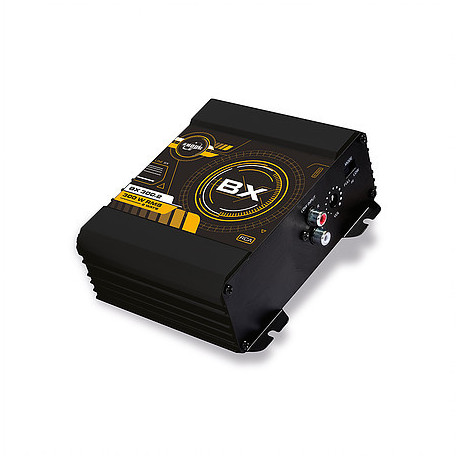 AMPLIFICADOR 2 CANALES BOOG 300W RMS 2OHM CLASE D