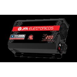 FUENTE CARGADOR 200 AMPERIOS JFA ELECTRONICOS