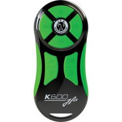 MANDO A DISTANCIA NEGRO/VERDE K600 JFA ELECTRONICOS DE 600mts.