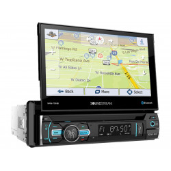 "RADIO DVD Y GPS 7"" SOUNDSTREAM VRN-75HB"