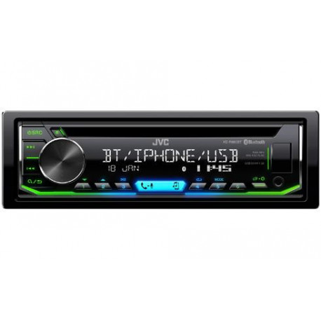radio CD y USB JVC KD-R992BT con bluetooh