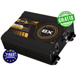 AMPLIFICADOR 1 CANAL BOOG 1200W RMS 1OHM CLASE D