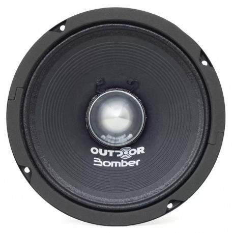 "MEDIO 6"" BOMBER OUTDOOR 200W RMS 4 OHM"
