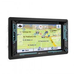 "RADIO DVD Y USB CON GPS 6,2"" SOUNDSTREAM VRN-63HB"