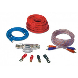 KIT CABLES 35mm INSTALACION AMPLIFICADOR DIETZ