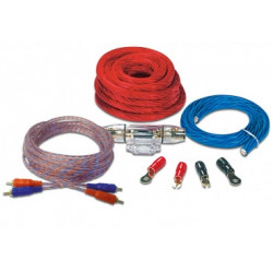 KIT CABLES 50mm INSTALACION AMPLIFICADOR DIETZ