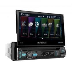 "RADIO DVD Y USB 7"" SOUNDSTREAM VR-75B"