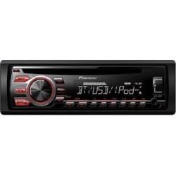 RADIO CD Y USB CON BLUETOOH PIONEER DEH-S09BT